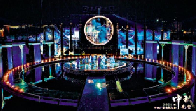 天顺:央广电中秋晚会将首次海外同步播出